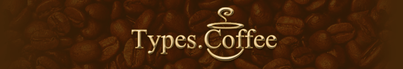 Coffee types from Types.Coffee