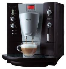 Great Bosch coffee machine