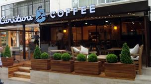 Caribou coffeehouses