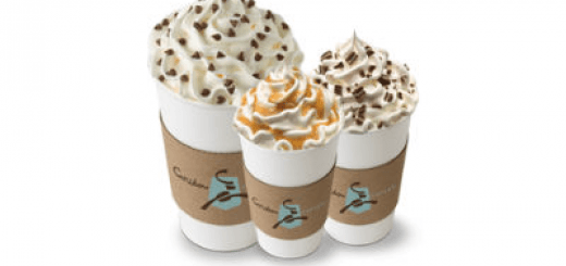 Favorite Caribou Coffee