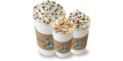 Favorite Caribou Coffee