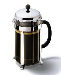 French press office coffee machine