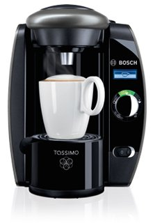 Tassimo pod coffee machine