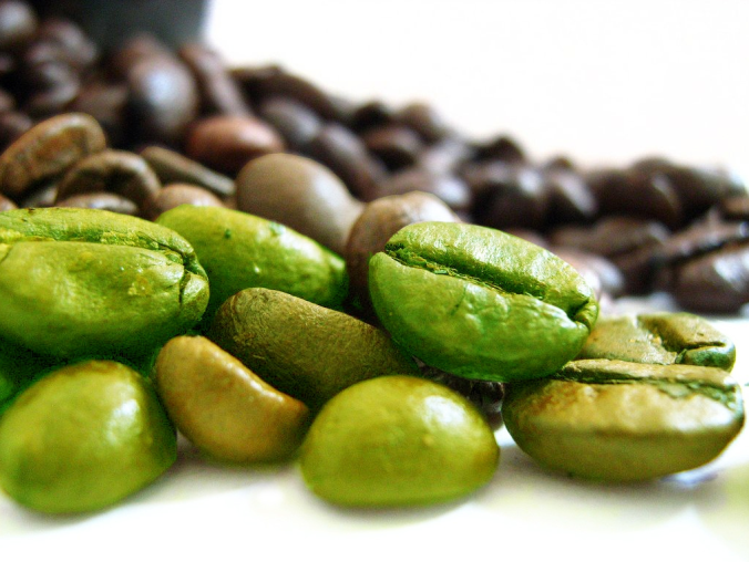 green-coffee-bean